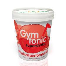 Gym tonic de 250 grs.